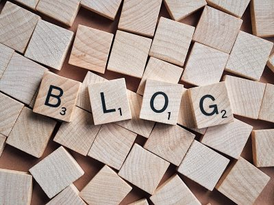 5 Tips For A Beginning Blogger