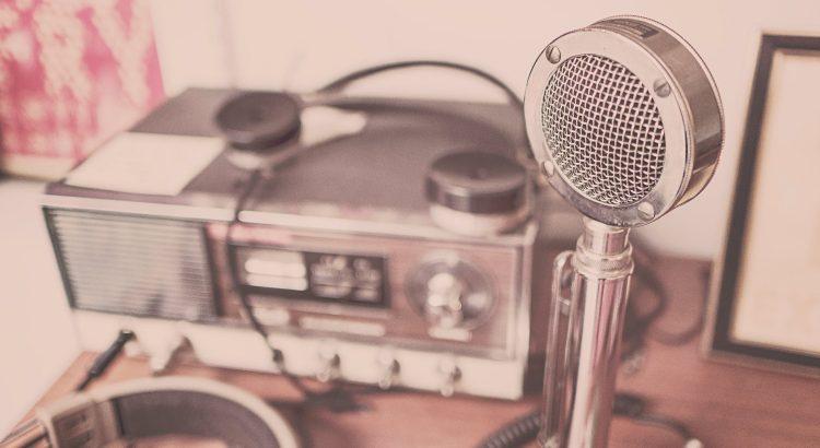Radio Station Website Design