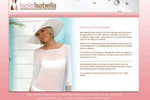 Isola Isabella Design Launched